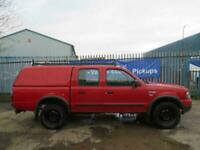 2006 Ford Ranger 2.5 TDdi Double Cab Crewcab Pickup 4x4 4dr Pickup Diesel Manual