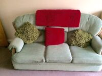 2 settees forsale