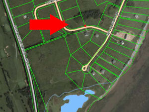 Grand Pere Point Cymbria Building Lot for Sale