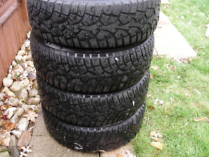 Volvo Snow tires and rims