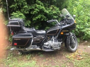 1982 Honda gold wing
