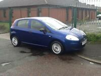 Fiat Grande Punto 1.2 Active Aircon FINANCE AVAILABLE WITH NO DEPOSIT NEEDED