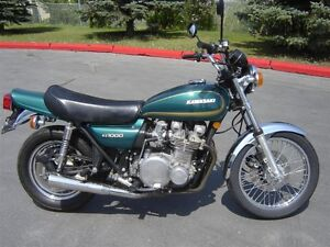 1973 to 1975 vintage   Kaw KZ  900  WANT TO BUY IT BACK