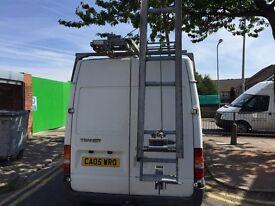 Easi load roof racks for ladders