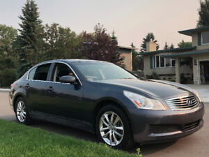 2008 Infiniti G35X - Low KMs, Excellent Condition