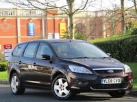 Ford Focus 1.6 100ps 2008.25MY Style Estate..2 LADY OWNERS + 9 SERVICE STAMPS
