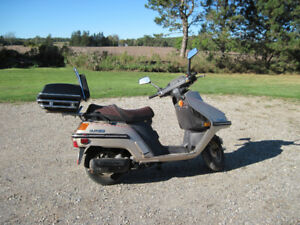 Honda Elite 250 Scooter