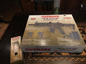Paintball gun Tippmann .68 Carbine plus 2 extra Mags