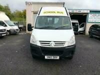 IRIS.BUS DAILY 3.0 td 16 seater auto 2010 10 Reg 1 company owner from new