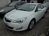 Vauxhall/Opel Astra 1.7CDTi 16v ( 110ps ) ecoFLEX 2012MY Excite