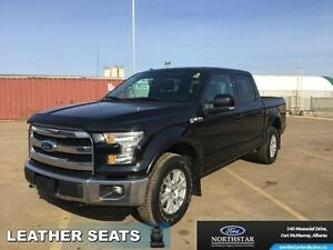 2015 Ford F-150 Lariat   - Leather Seats - $275.80 B/W