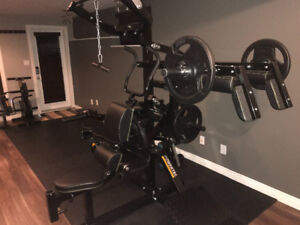 Powertec Workoutbench Multi Home Gym System.