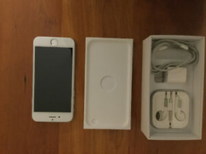 iPhone 6 64GB Bell-Silver