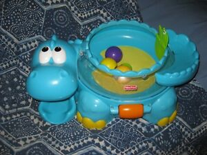 hippo music toy