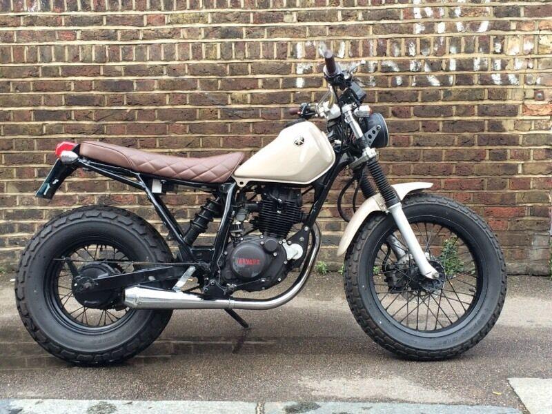 Yamaha Tw125 Custom Brat In Wood Green London Gumtree