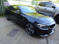 BMW 440I M SPORT AUTO £29995