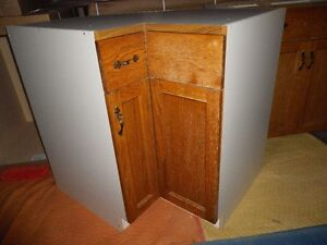 Kitchen Base Cabinets - Corner Cabinet