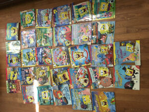 Spongebob books