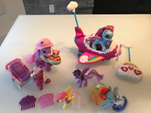 Collection My little Pony Set