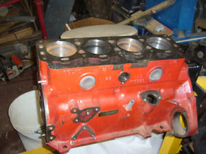 Pair of 1968 AQ120/200 Volvo Marine Engines 4 cyl.
