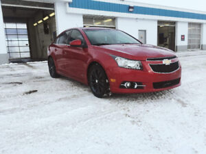2012 Chevrolet Cruze 1.4L Turbo LT/RS Sedan **GREAT CONDITION**