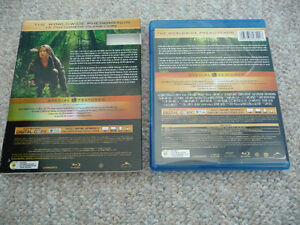 The Hunger Games on 2 Disc Blu-Ray - With Slipcover London Ontario image 3