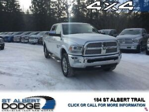 2015 Ram 2500 LARAMIE  HEATED LEATHER | BACK CAM | SUNROOF
