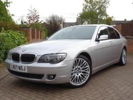 2007 07 BMW 730 3.0TD auto d Sport..HIGH SPECIFICATION..FULL SERVICE HISTORY !!