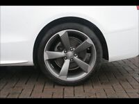 Wanted set of wheels and tyres for Audi A5