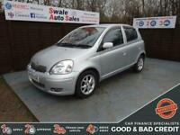 2005 TOYOTA YARIS 1.3 COLOUR COLLECTION VVT-I 5D 86 BHP - PERFECT FIRST CAR