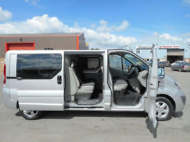 * Finance Me - No VAT * Vauxhall Vivaro 2.0CDTi ( 115ps ) ( EU IV ) 2011MY Sportive 2900 LWB