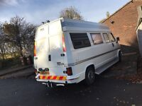 Talbot Express 2.5 diesel with power steering 2 Berth