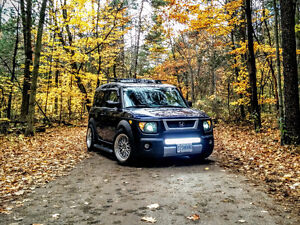 2003 Honda Element EX - 200hp K24A2 Swapped iVTEC LSD
