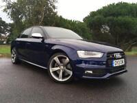 Audi S4 3.0 TFSI V6 Black Edition S Tronic Quattro 4dr PETROL AUTOMATIC 2013/13