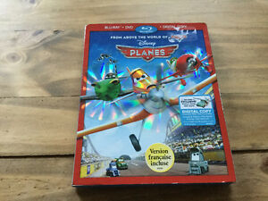 Disney Planes Bluray DVD Combo Set