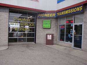 Pioneer Transmissions Waterloo