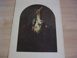 Print of etching and prints from Rembrandt Kitchener / Waterloo Kitchener Area image 3