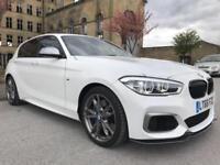 BMW M140i 3.0 (340bhp) M Sport AUTO M PERFORMANCE PACK VERY HIGH SPEC