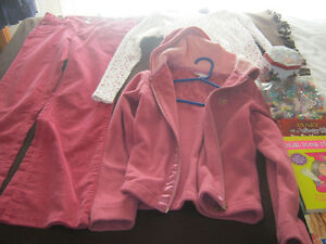 Girls Fall Winter Clothing Set