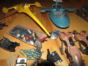 LOT OF STAR WARS SHIPS AND VEHICLES FOR SALE Peterborough Peterborough Area image 5