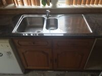 Kitchen Sink and Tap