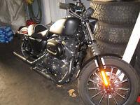 HarleyDavidson Iron 2014