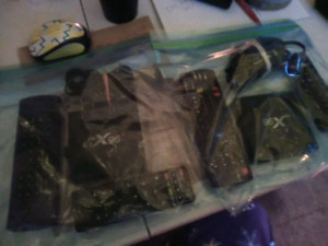 X96 Android TV boxes x2