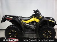 2010 Can-Am BOMBARDIER CAN-AM OUTLANDER 800 XTP 38,51$/SEMAINE