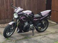 Honda CB500 custom 2003 STUNNING !! Would trade for cruiser, bobber, chopper etc ...