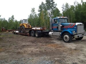 western star and float for sale