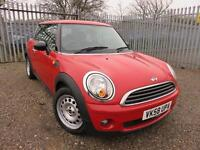 Mini One Hatchback 1.4 Manual Petrol