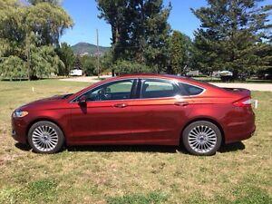 2014 Ford Fusion Titanium AWD Ecoboost