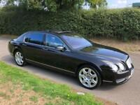2006 56 BENTLEY CONTINENTAL FLYING SPUR 6.0 FLYING SPUR 5 SEATS 4D 550 BHP