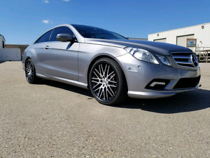 2010 Mercedes Benz E350 Coupe
